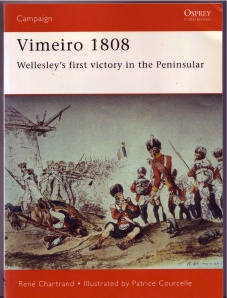 Osprey Vimiero 1808 book