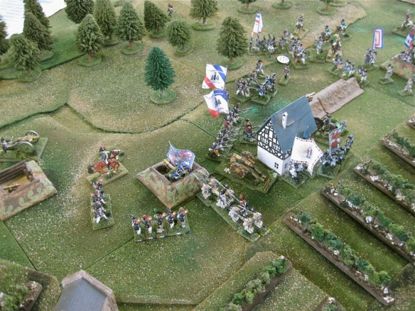 The final French infantry movement force the surrender of Colonel Avogadro and his Dego garrison.