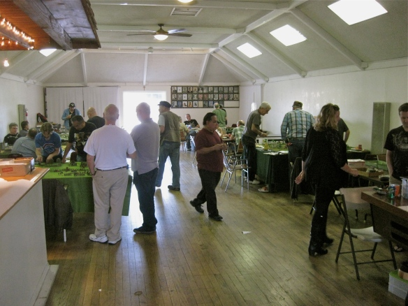 HMGS-PSW Horse and Musket convention April 2014.