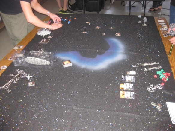X-wing Demo Game.