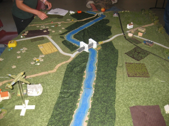 "Drop Zone ""N"": Picauville 6 June 1944 scenario."