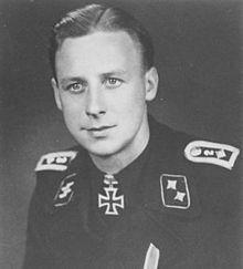 Enrst Barkmann during WWII.