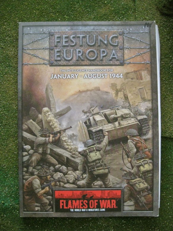 the FOW booklet for scenario American and German forces. this has been replaced by Fortress Europe.