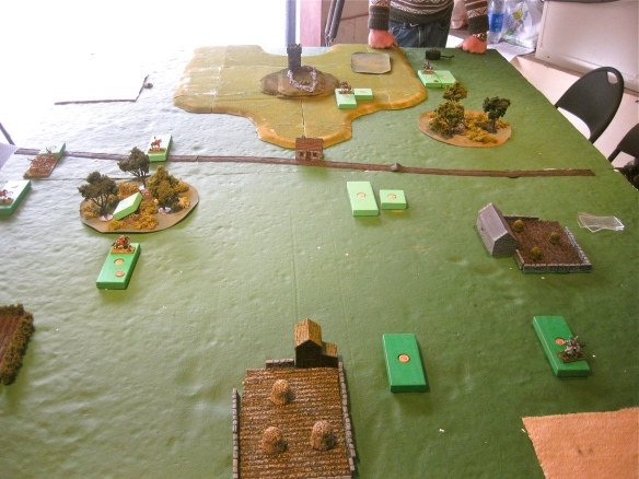 Multiple Tables Scenario Aar Wargamerabbit