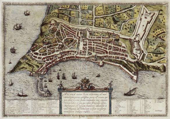 Braun Ancona in 1593