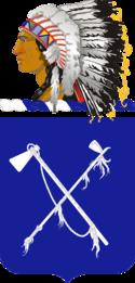 179th Regiment patch