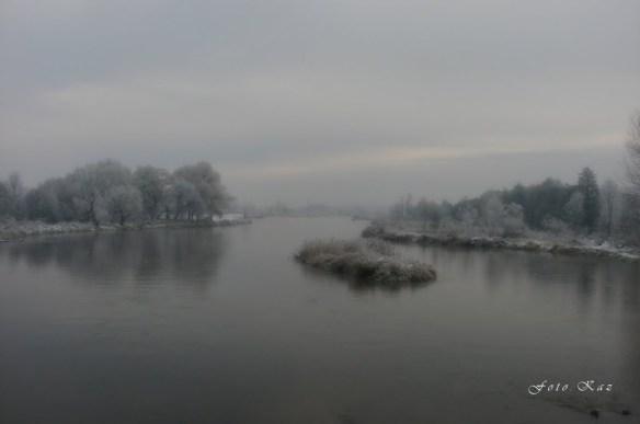 Pilica River by Foto Kaz