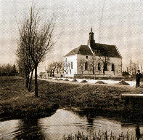 Raszyn church 1914