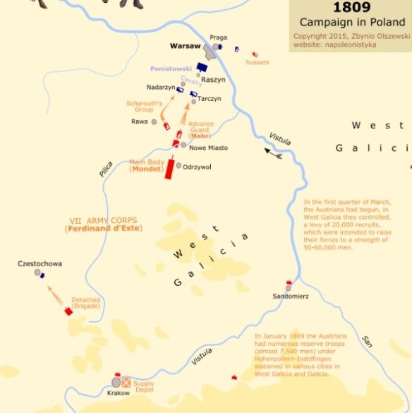 Raszyn theater map