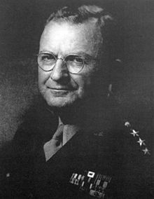 MG Troy H. Middleton, commander of 45th Infantry Division.