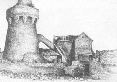 paestum-tower-print